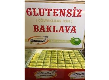 Glutensiz Çölyak Baklava